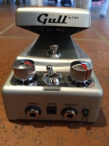 t-rex gull wah pedal triple voice