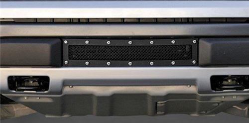 t - rex rejillas 6725661 pequeño formado malla acero negro