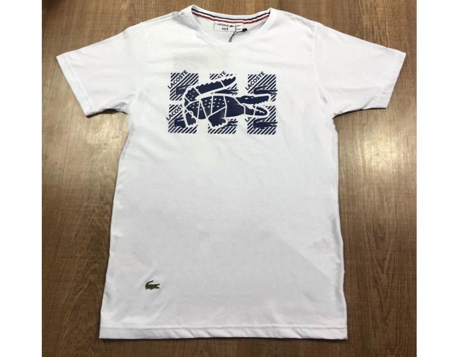 21ab23ba53e t shirt camisa lacoste live masculina original frete grátis. Carregando zoom .