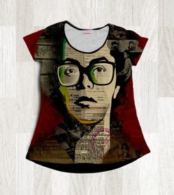 f5d9ff8b6 Camisetas Minecraft Feminina - Camisetas Manga Curta no Mercado ...