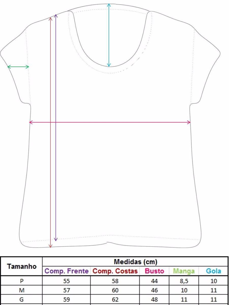 ce2a38e1eb t shirt feminina preta camiseta básica blusa lisa baby look. Carregando  zoom.