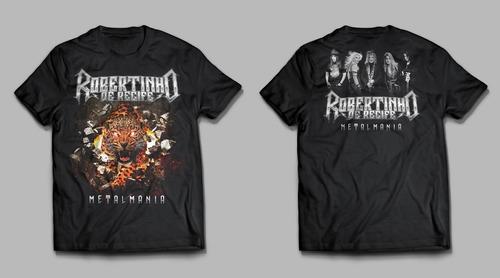 t-shirt metalmania