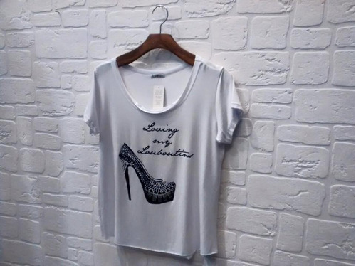 t shirts femininas