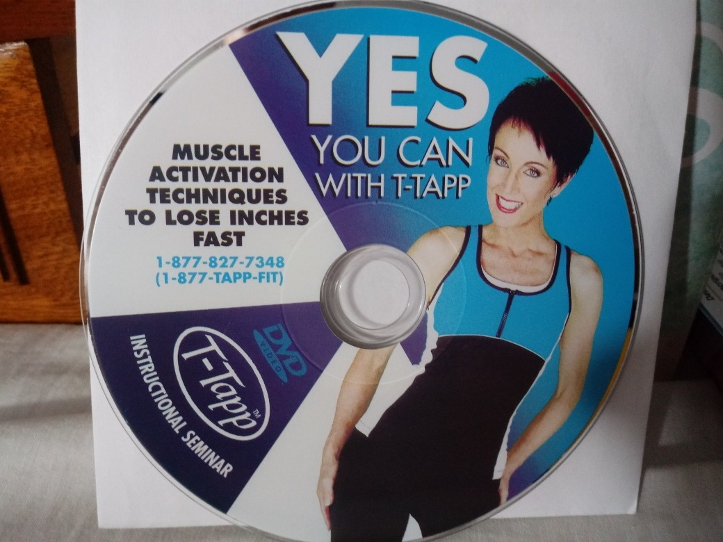 T tapp total workout