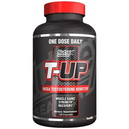 t-up testo ultra virilidad x 120 de nutrex testosterona