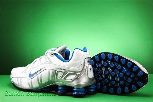 t zapatillas nike shox turbo 3.2 sl. 2014 talla 8us nike-usa