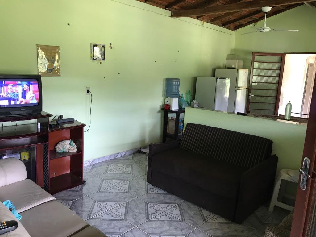 t01 chacara c/ casa de 2 quartos e 2 banheiros
