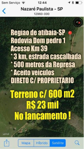 t01 lançamento 2018 condominio fechado lotes de 600m²