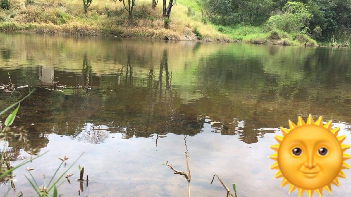 t01 lotes de 1000m²,6 km da represa, mesmo acesso