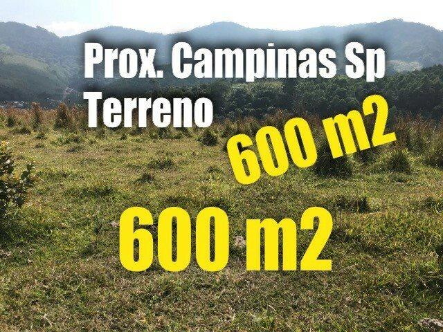 t01 terrenos 600m² prox a atibaia, excelente local p/ pesca