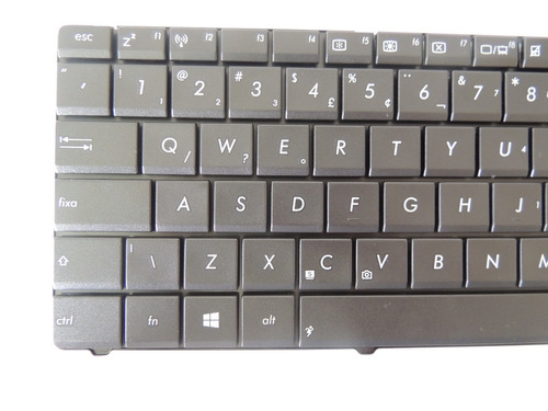 t119 - teclado notebook asus x44c vx032r