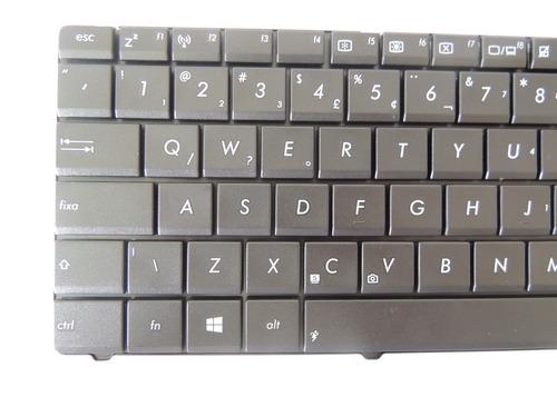 t119 - teclado notebook asus x45u vx051h
