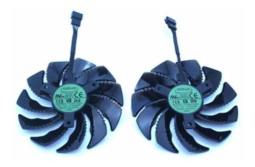 t129215su 88mm tarjeta gráfica ventilador de refrigeración p