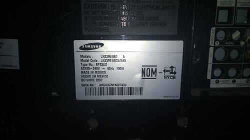 t230xw01 06a56-1a t-con samsung lcd modelo ln23r81bd