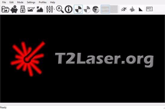 T2laser- Software Cnc Baseados Em Grbl