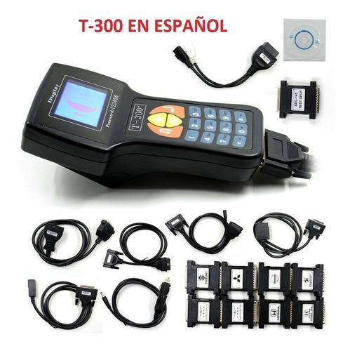 t300 equipo programador de llaves con chip maquina universal