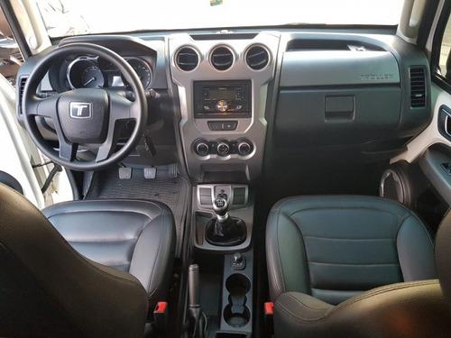 t4 3.2 xlt 4x4 20v turbo intercooler diesel 2p manual