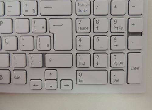 t460 teclado notebook sony vaio vpceb36gm