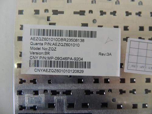 t505 - teclado notebook acer e1 421 0868 novo