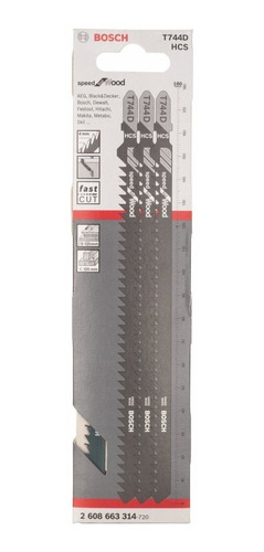 t744d hoja sierra caladora para madera blanda bosch t 744d