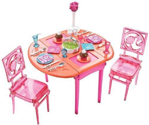 T7536 Mattel - Barbie Muebles: Comedor / Dining Room - $ 187.100 en ...