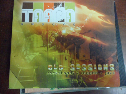 taapa groove cd old sessions envio incluido