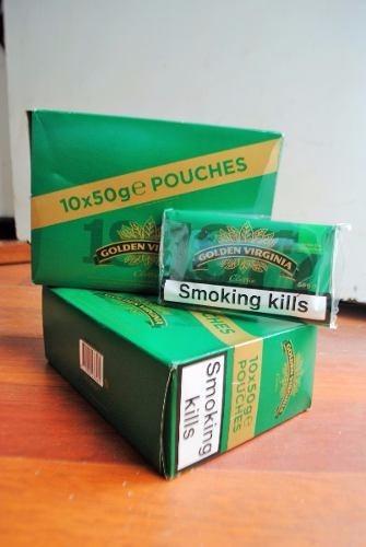 tabaco golden virginia