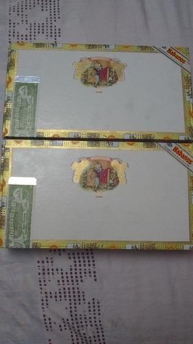 tabaco habano romeo y julieta  short churchills caja de 25