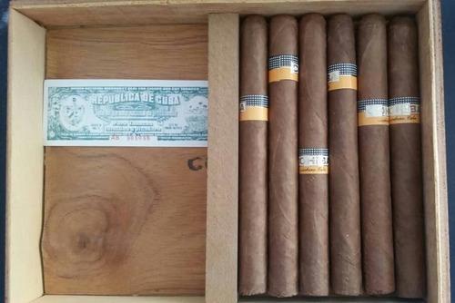 tabaco habanos cohiba cubanos