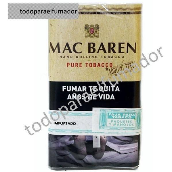 Tabaco Mac Baren Pure Tobacco Y Todas Las Variedades