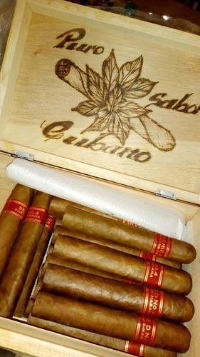 tabaco marca partagas y romeo y julieta