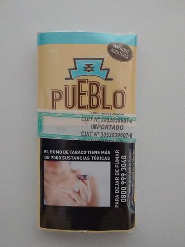 tabaco para armar pueblo en sus 2 variedades