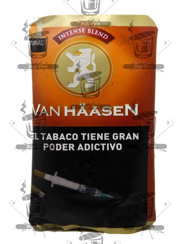 tabaco para armar van haasen intense
