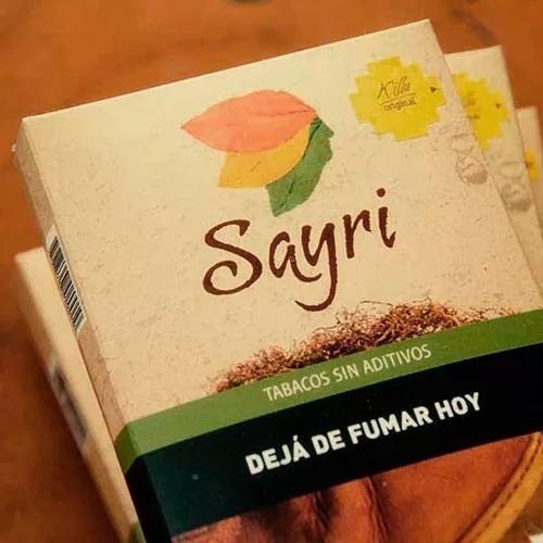 tabaco para armar van haasen -van kiff  paquete por 30 gr.-