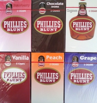 tabaco phillies blunt