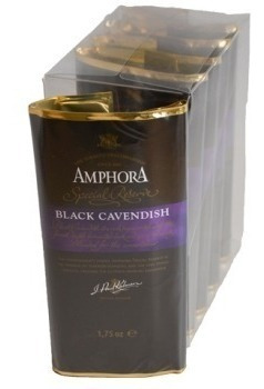 tabaco pipa amphora black cavendish tabacos mac baren pipas