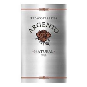 Tabaco Pipa Argento Natural Tabacos X5 Fumar Pipas Burley