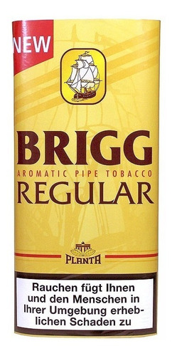 tabaco pipa brigg regular saborizado para fumar tabacos