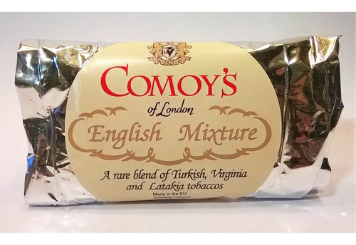 tabaco pipa comoy english pouch para fumar pipas tabacos