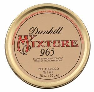 tabaco pipa dunhill  - my mixture 965/ envio gratis (ver)