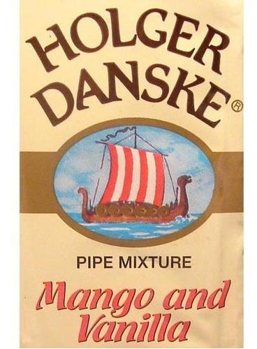 tabaco pipa holger danske mango vanilla tabacos vainilla