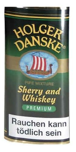 tabaco pipa holger danske sherry whiskey whisky pipas tabaco