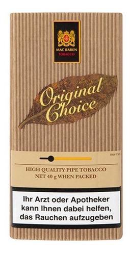 tabaco pipa mac baren original choice tabacos fumar pipas
