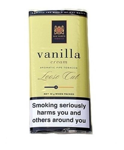 tabaco pipa mac baren vainilla cream tabacos vanilla pipas