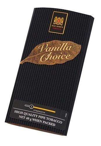 tabaco pipa mac baren vanilla choice tabacos vainilla pipas