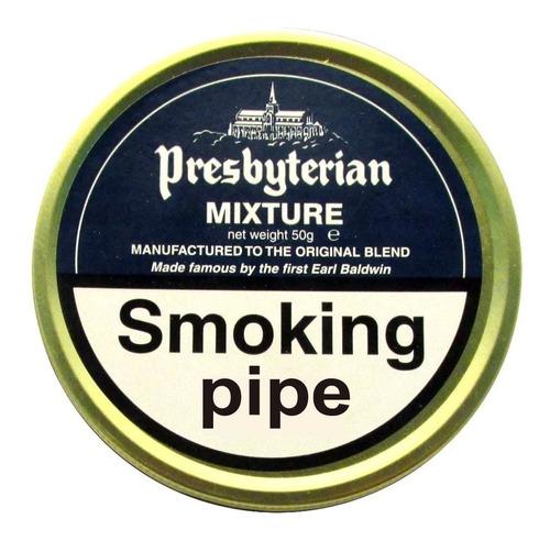 tabaco pipa presbyterian lata planta tabacos par fumar pipas
