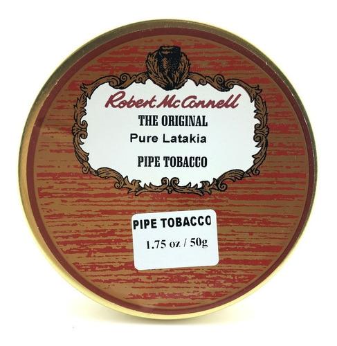 tabaco pipa pure latakia mcconnell lata fumar pipa tabacos