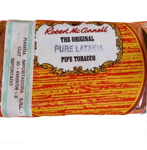 tabaco pipa pure latakia mcconnell pouch fumar pipa tabacos