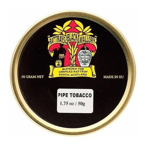 tabaco pipa rattray black mallory lata p fumar pipas tabacos