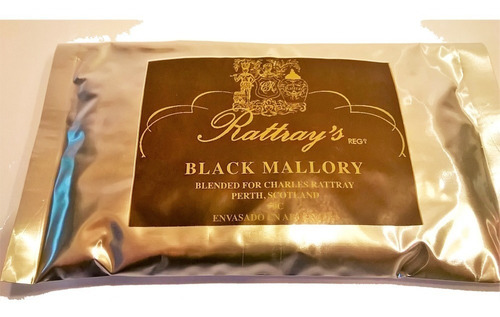 tabaco pipa rattray black mallory pouch fumar pipas tabacos
